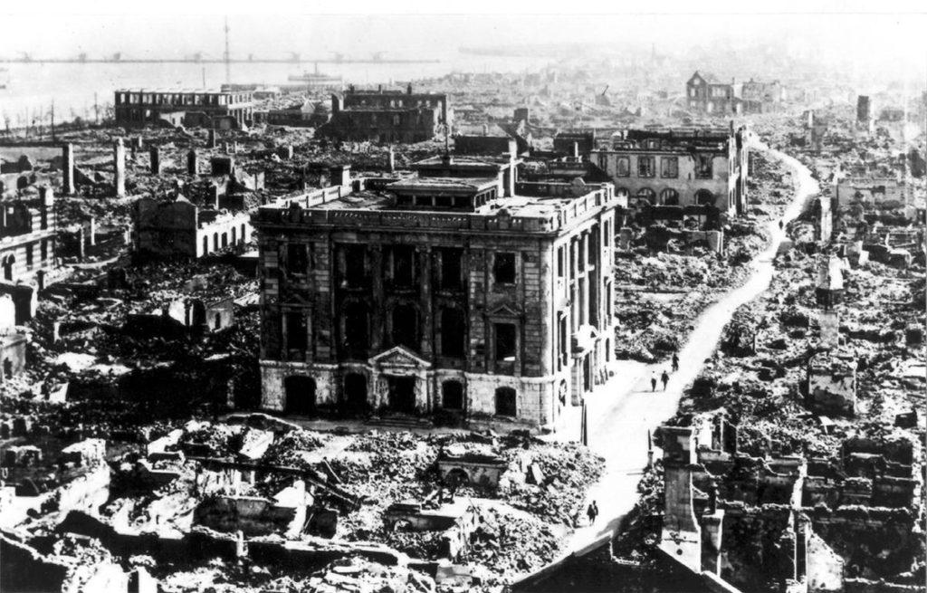 Naturkatastrophe Japan 1923
