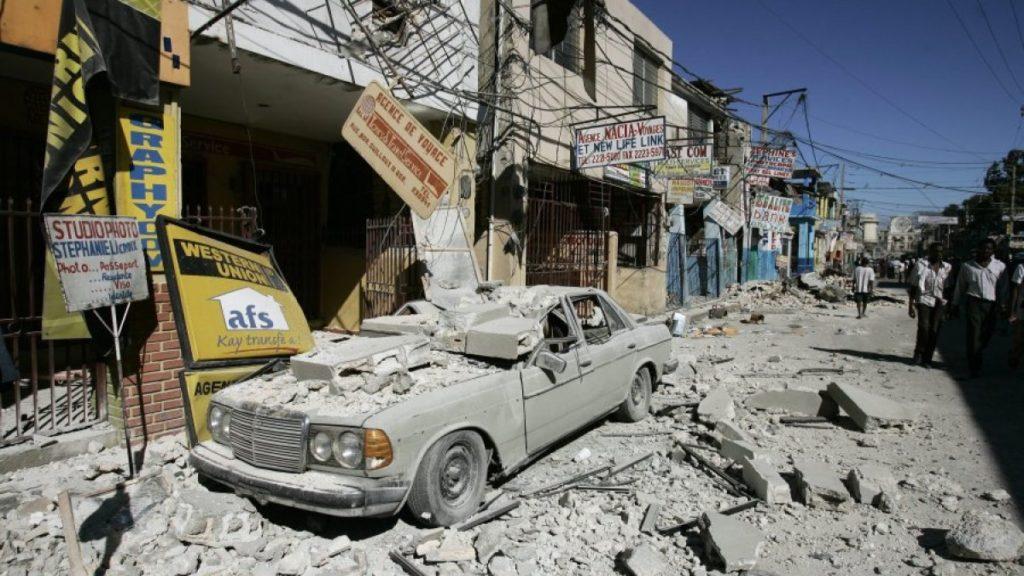 Erdbeben Haiti Naturkatastrophe