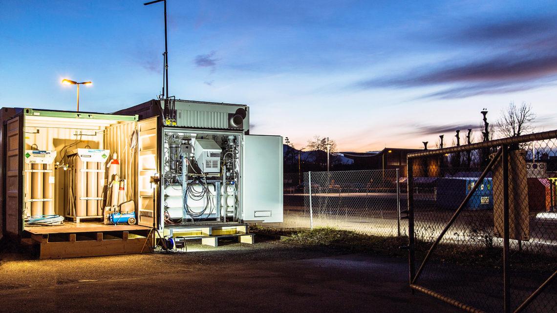 E-Szenario Erneuerbare Energien Speicher