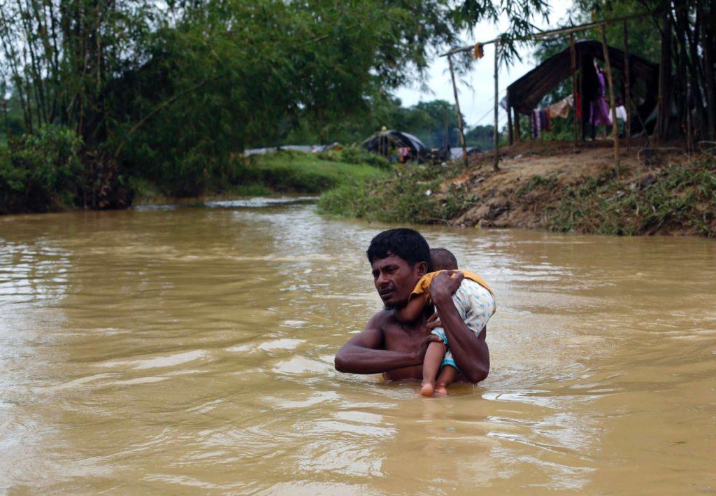 Naturkatastrophe Bangladesh