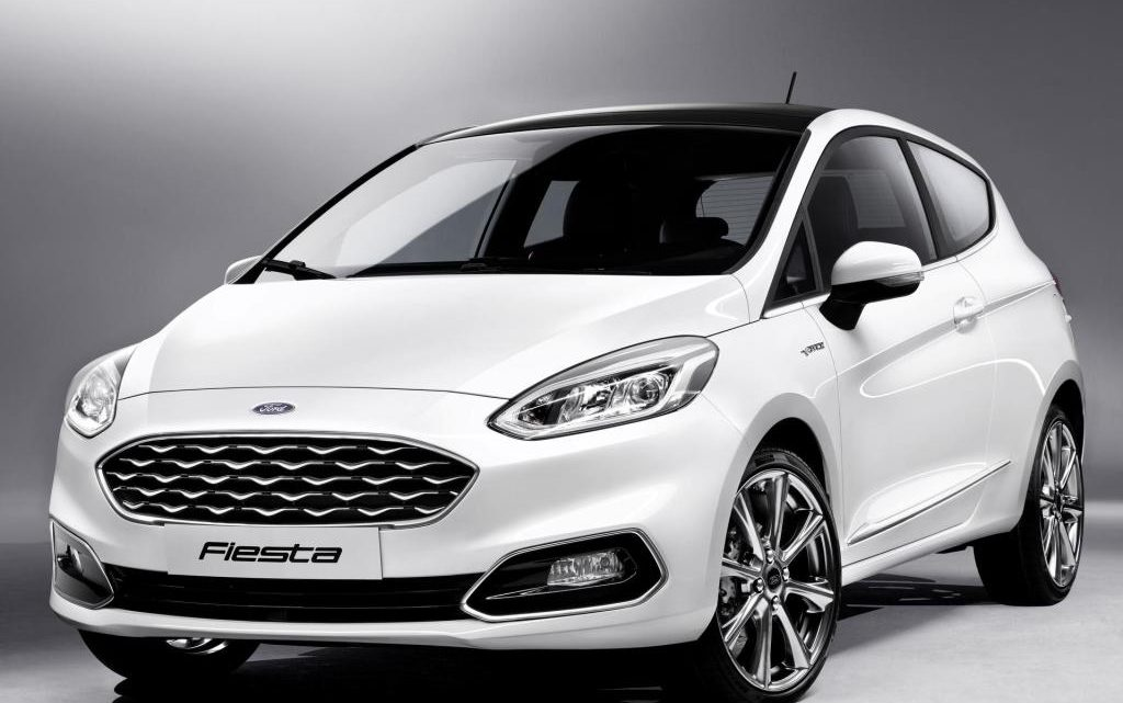 Auto Ford Fiesta Neu