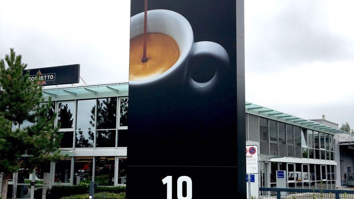 Cecchetto Kaffee Gebäude