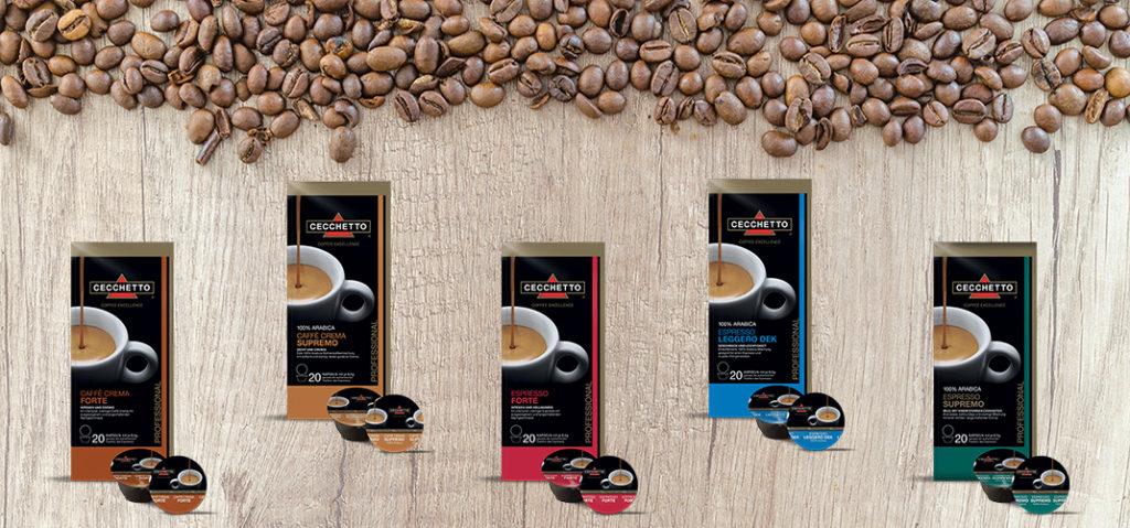 Cecchetto Professional Coffee Exzellenz