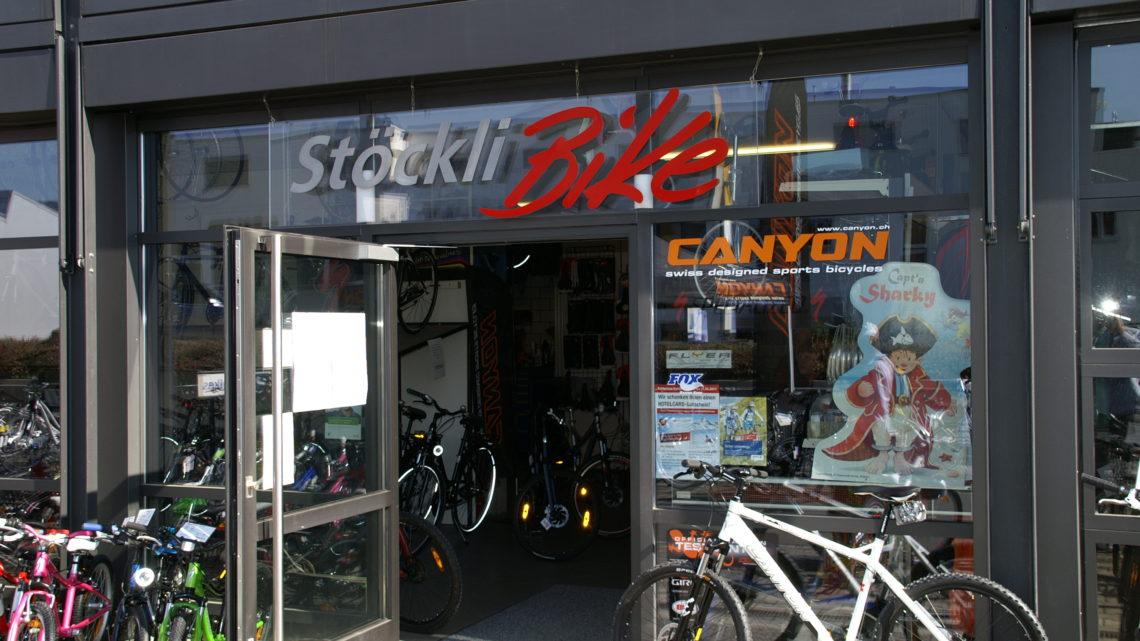 Stöckli Bike Ausstellung Geroldswil