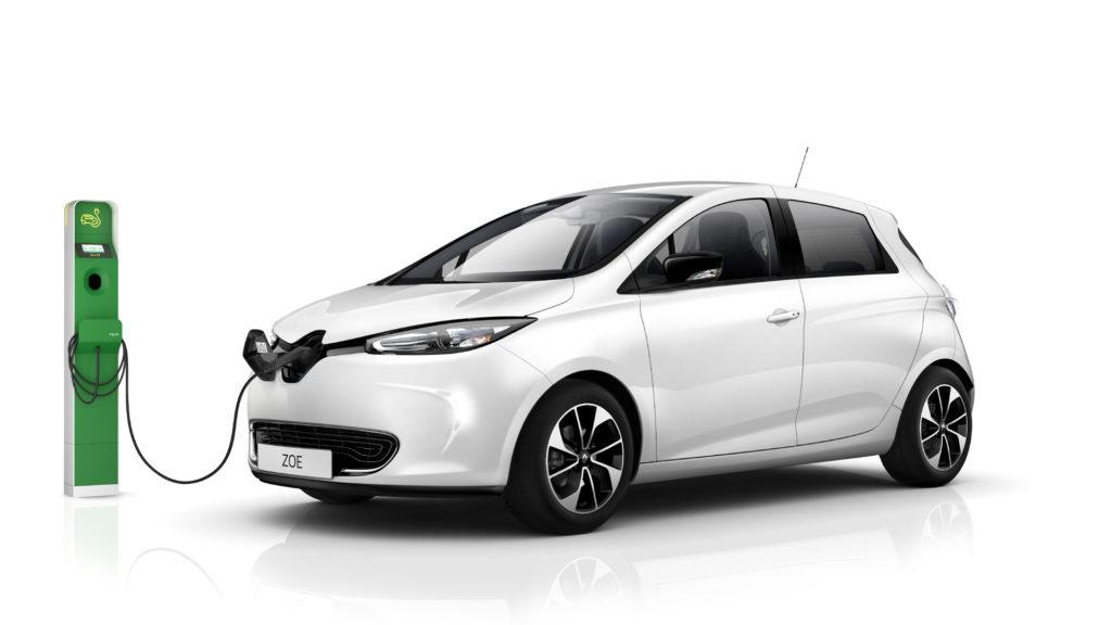 Renault Zoe e-Car