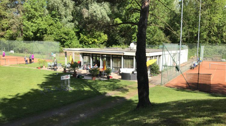Tennis Club Geroldswil Clubhaus