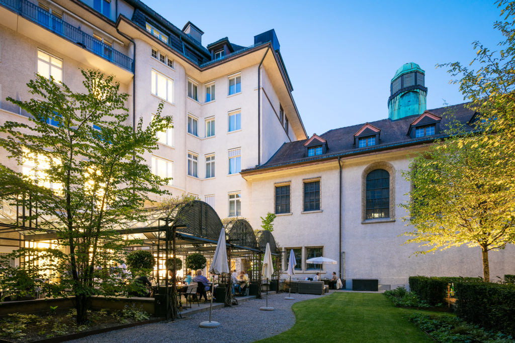 Restaurant Tipp Gloggenhof Zürich