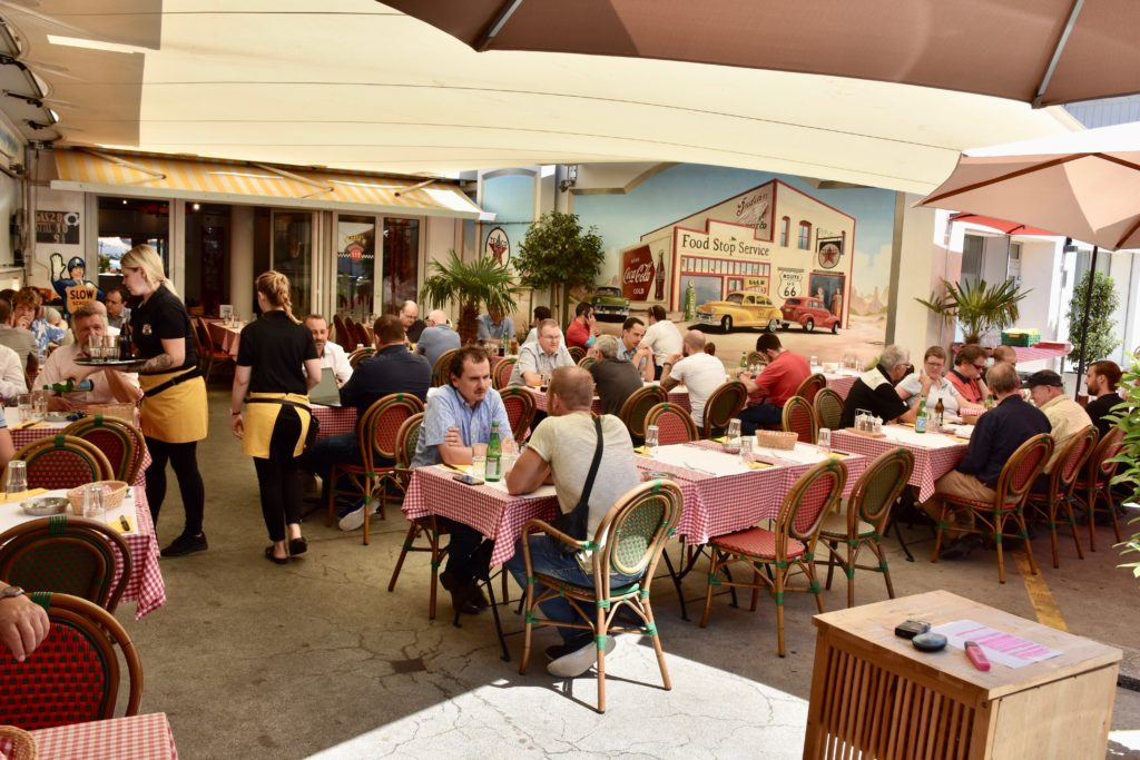 Restaurant Tipp Rollis Steakhouse