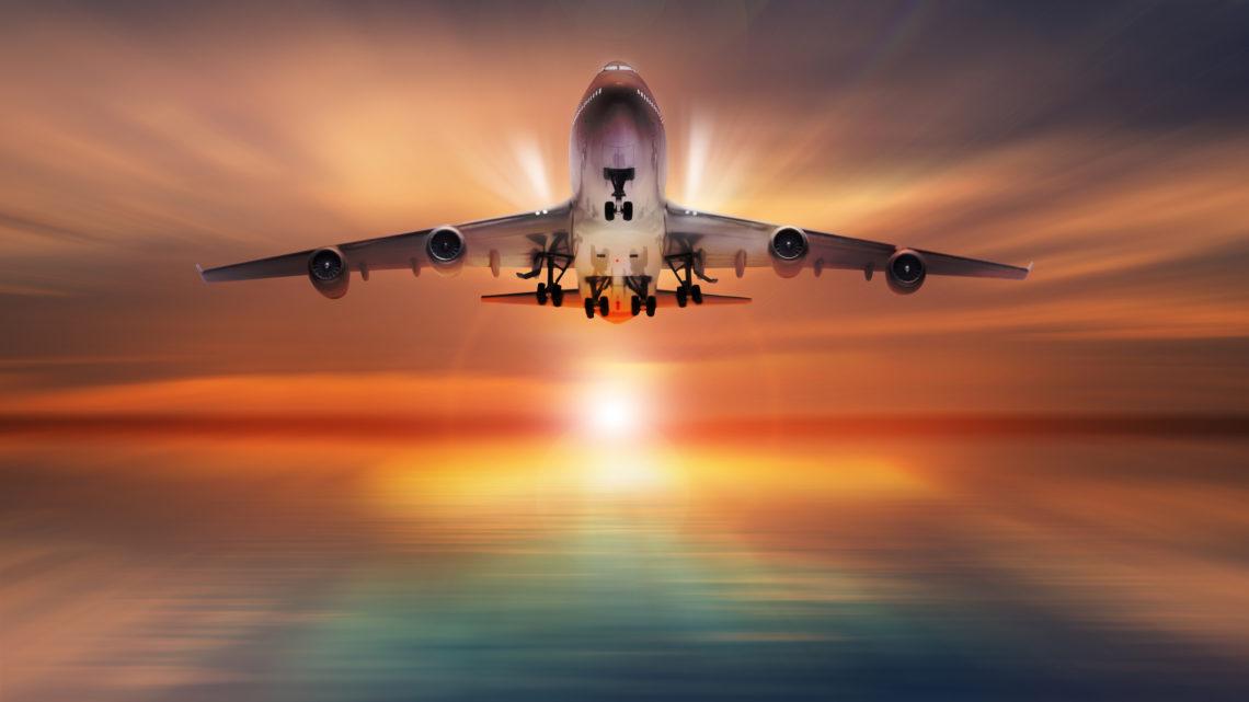 Zahlen rund ums Fliegen Fakten Flugzeuge Flughafen