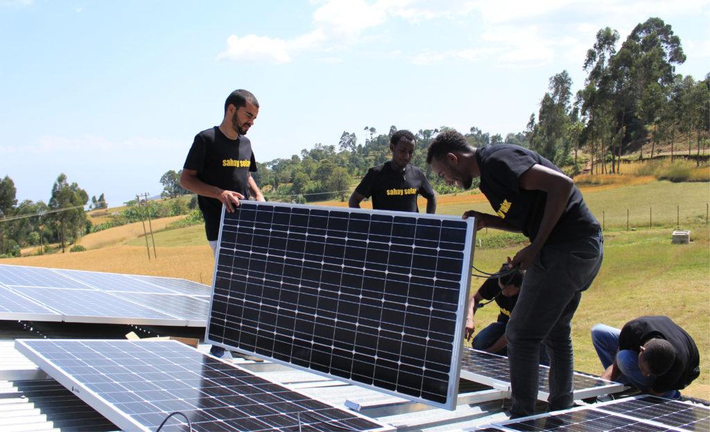 Ernst Schweizer AG Solar Energie Strom
