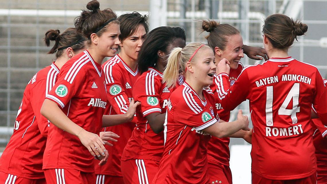 Womens Cup 2018 Fussball Frauen