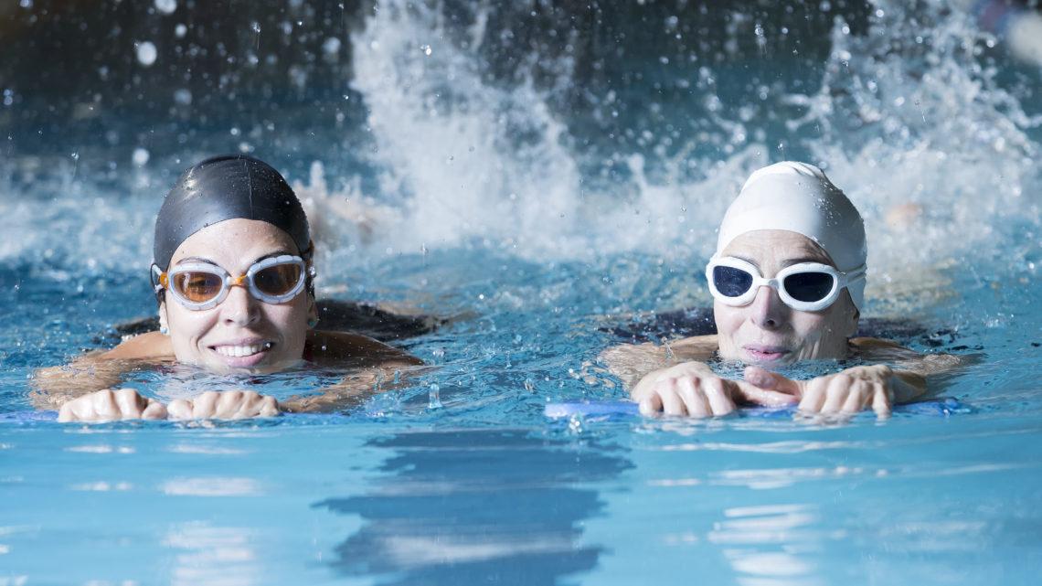 Schwimmen Gesund Sport Verletzung Leistung