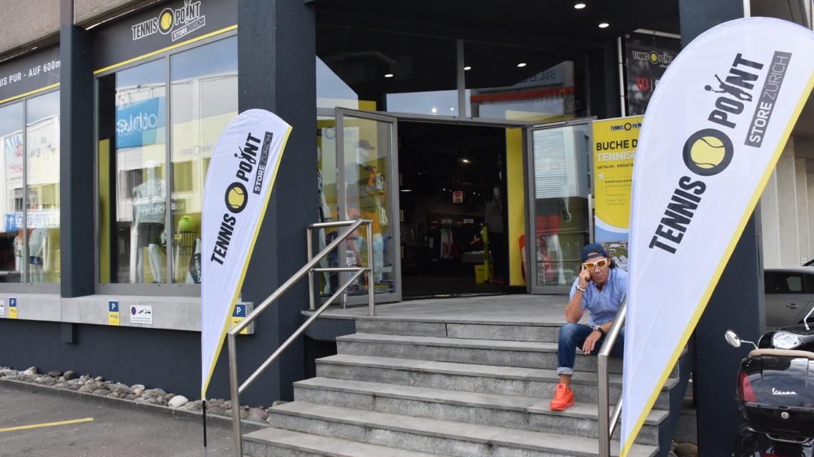 Tennis Point Neueröffnung Dietikon