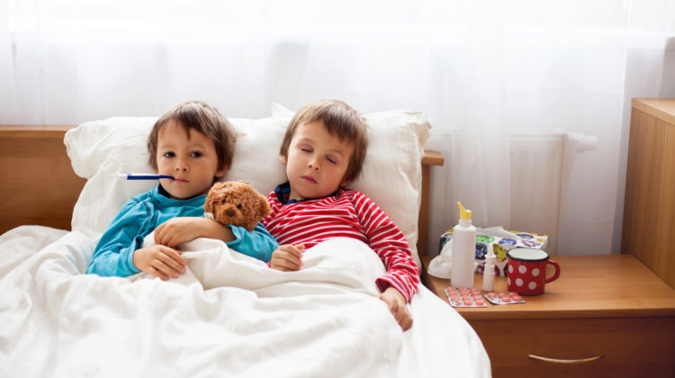 Krankheit Erkältung Irrtümer Antibiotika Virus Winter Schnupfen Husten
