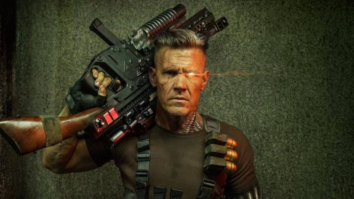 Deadpool 2 Josh Brolin Interview