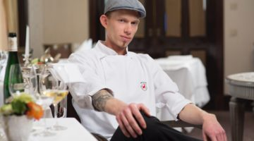 Boris Rommel Kochbuch Kochen ist Leben