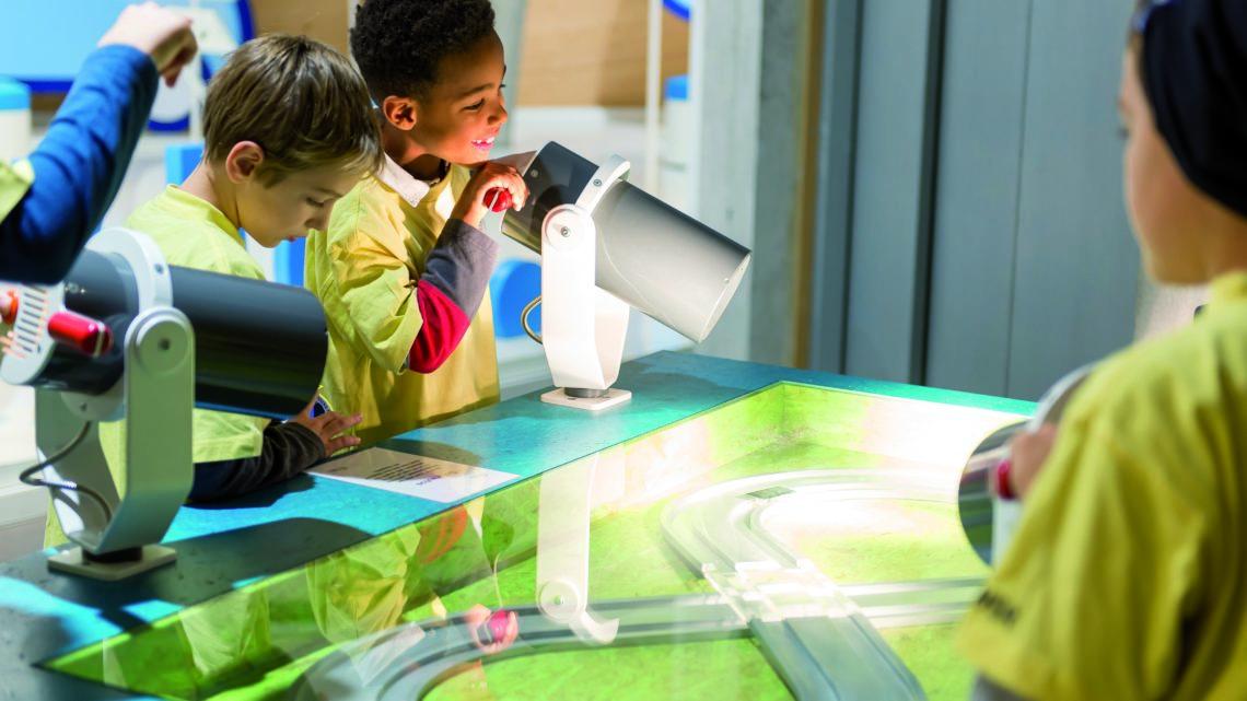 Umwelt Arena Spreitenbach Family Days kinderfreundlich Wechselausstellung Food Waste