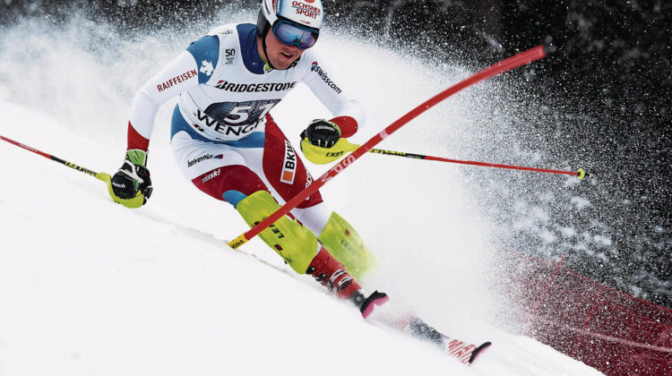 Niels Hintermann Skirennfahrer BWM Investing Kooperation
