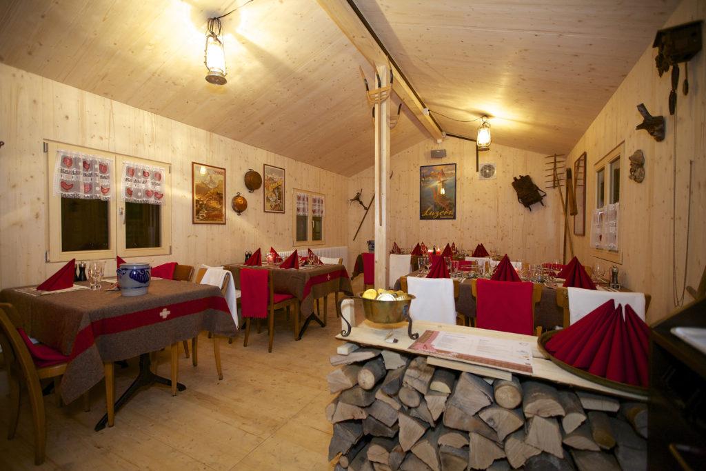 Eisstockschiessen und Fondue Hotel Glockenhof Fondue-Hotspots