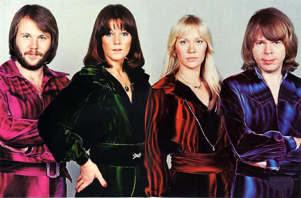 ABBA Dancing Queen Welthits