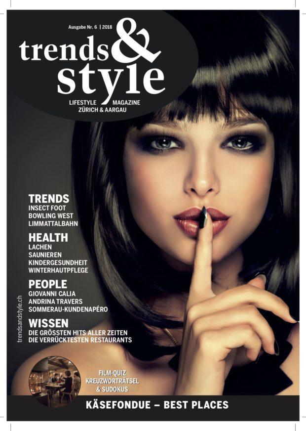 Trends&Style Titelbild Cover