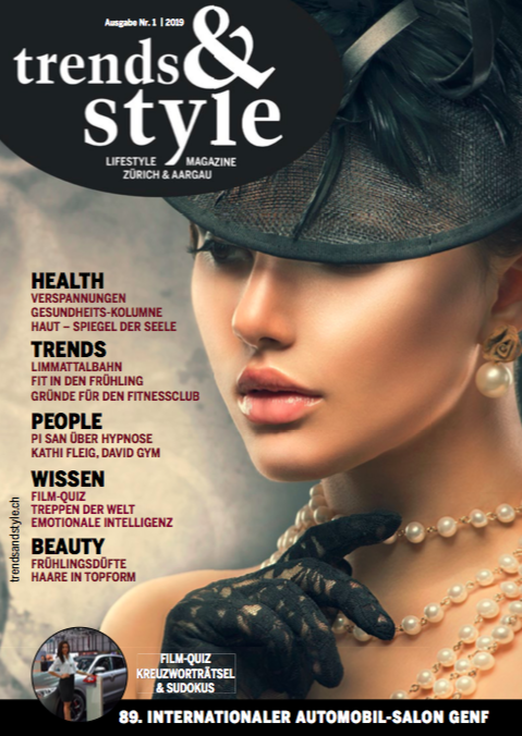Trends & Styles Cover 1_19
