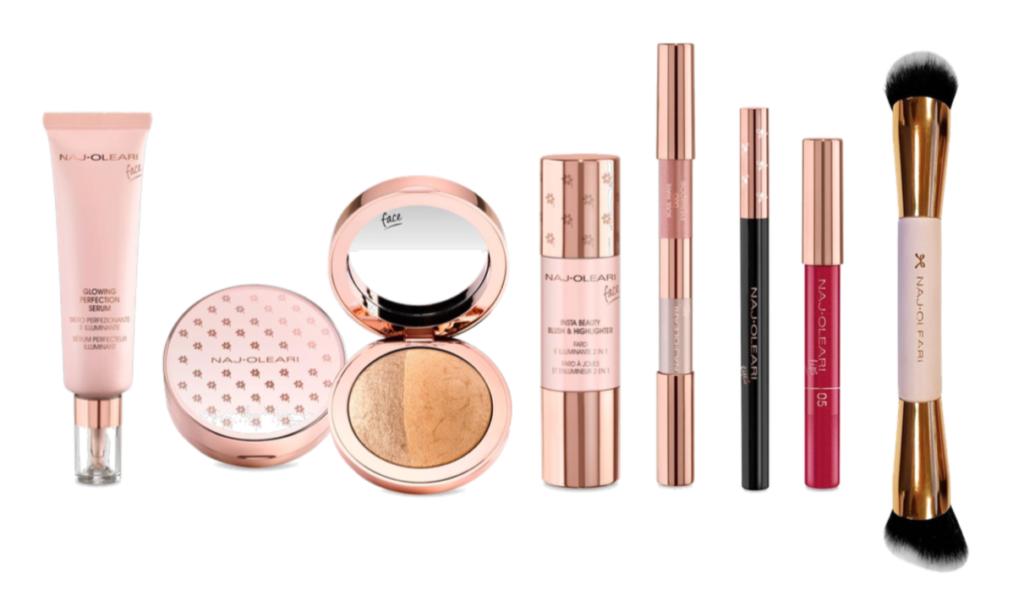 Naj Oleari Make-up Produkte