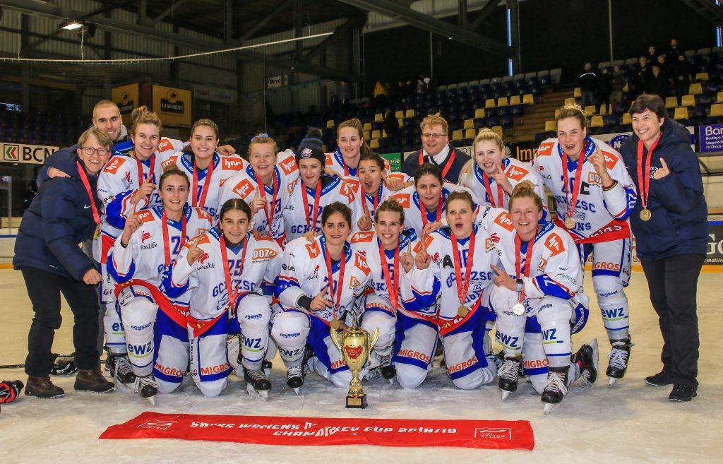 ZSC Lions Frauen 2019