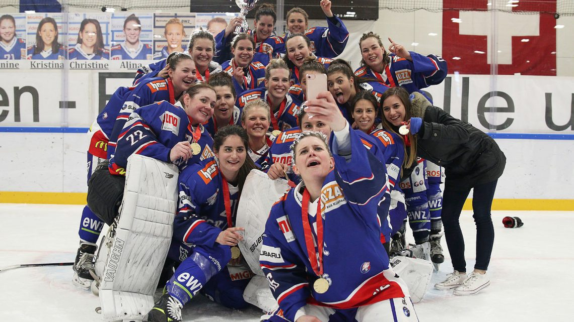 ZSC Lions Frauen Schweizer Meister 2018