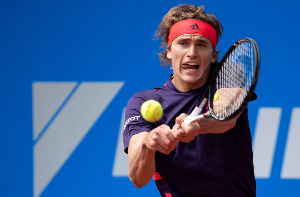 Swiss Indoors Tennis Alexander Zverev worldofwellness