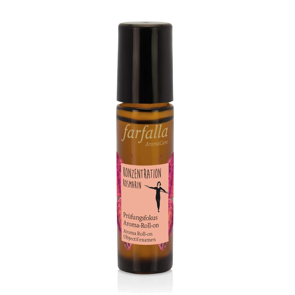 Farfalla Rosmarin Konzentration Aroma Roll-On worldofwellness