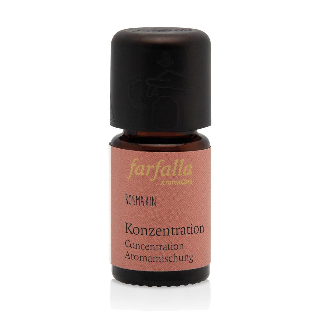 Farfalla Rosmarin Konzentration worldofwellness