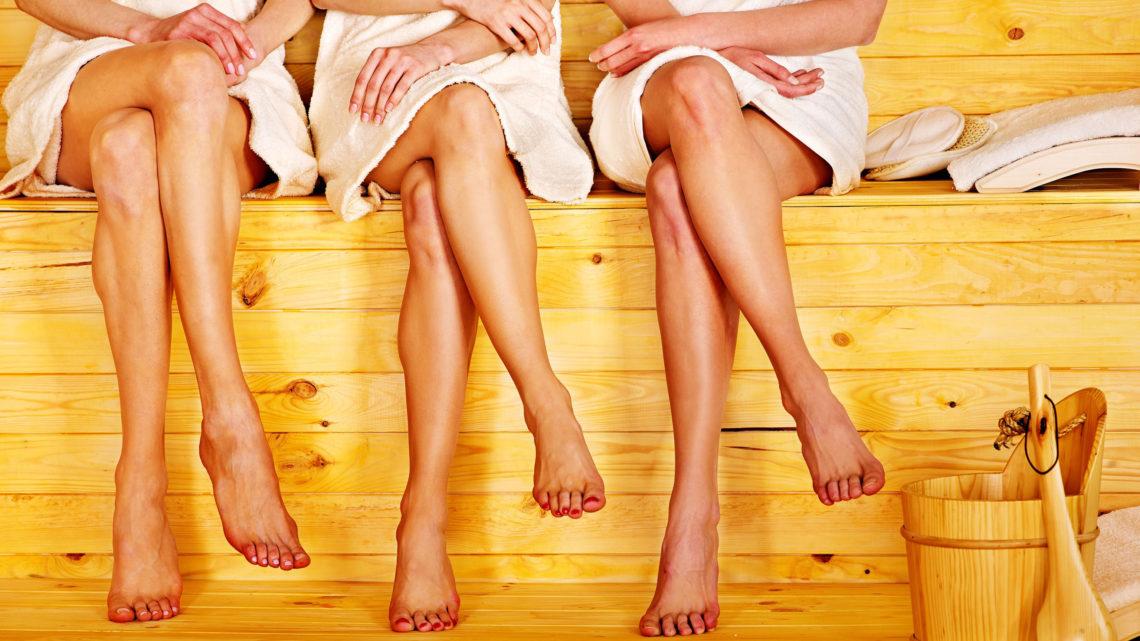 Sauna Saunieren Tipps Tips Gesundheit Schwitzen trends&style