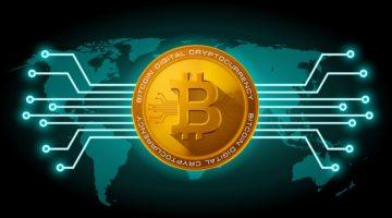 Finanzkolumne Bitcoin Börse