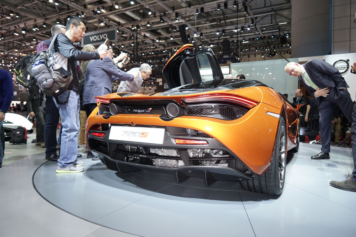 Der 88 Internationale Autosalon Genf Trends Style