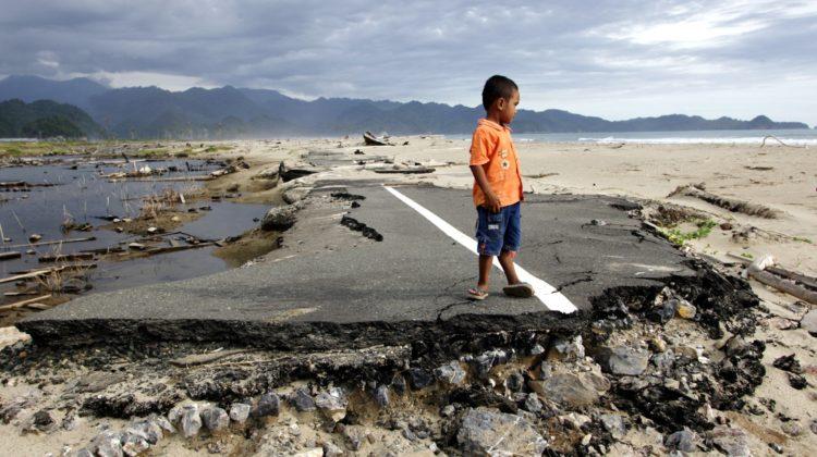 Tsunami 2004 Naturkatastrophe