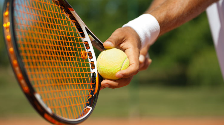 Tennis Parkinson im Alter