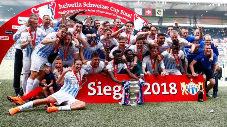 FCZ Cupsieger 2018