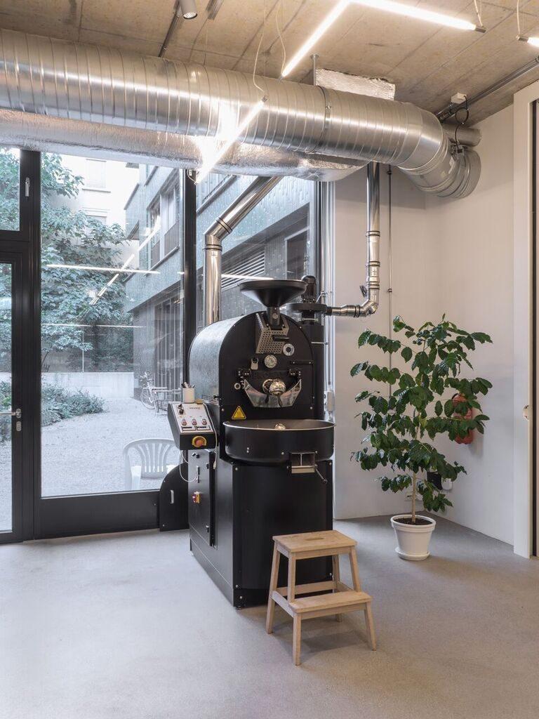 miro manufactura de café Brauerstrasse Zürich Kaffee