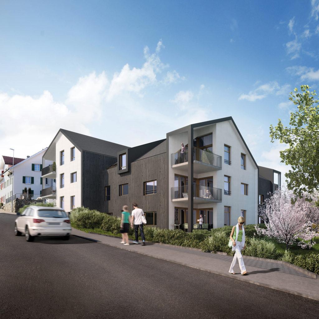 René Schmid Architekten Markstein AG Zürich