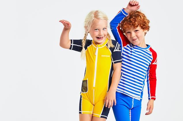 Kinder Bademode forK Coast UV pants worldofwellness