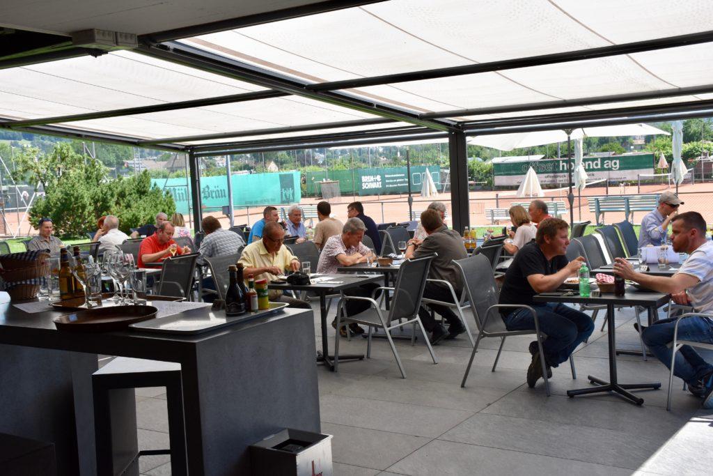 Breakpoint TC Schlieren Gartenrestaurants trendsandstyles