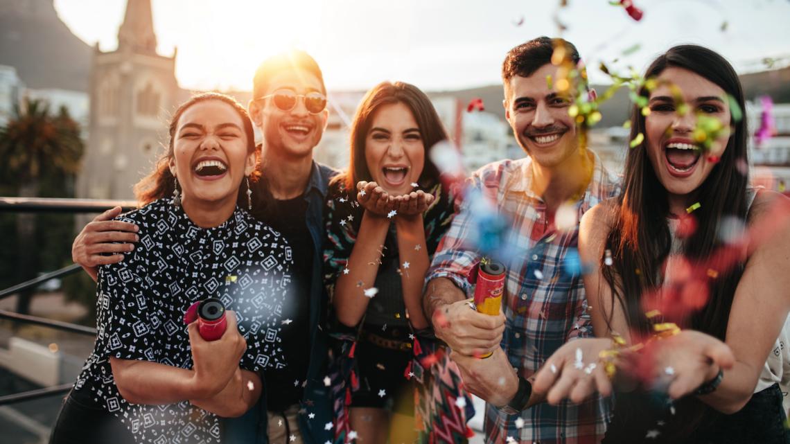 Editorial Feiern Sommerfest Trends & Styles