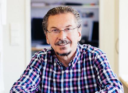 Schlafstörungen Dr. Claudio Lorenzet Porträt Gesundheitskolumne trendsandstyles