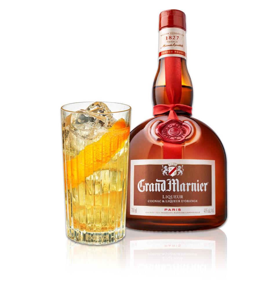 Grand Manier Grand Tonic Drink 700ml Seerose