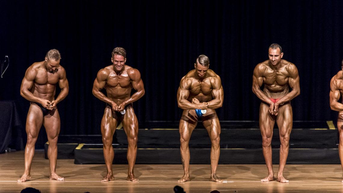SNBF Fitness Bodybuilding Schweiz Männer vorne SM 2018 trendsandstyle