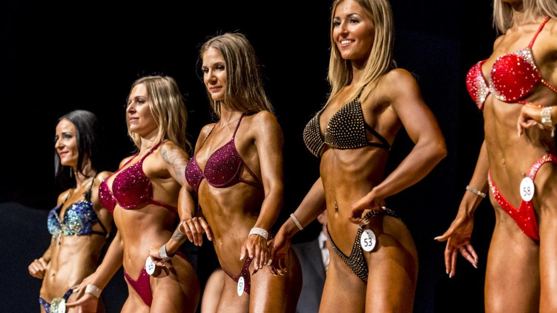SNBF Fitness Bodybuilding Schweiz Frauen SM 2018 trendsandstyle