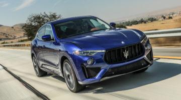 Maserati Levante Trofeo V8 Auto trends&style