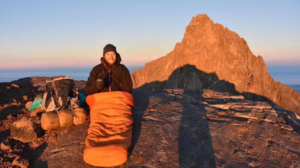 Lukas Steiner Südafrika Top of Mountain Kenya trends&style