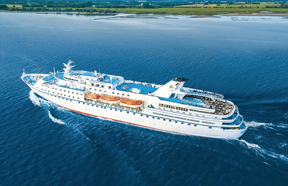 Country Cruise Hotelplan Ocean Majesty trends&style